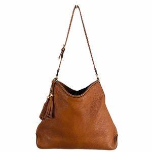 Gucci Marrakech Woven Shoulder Bag